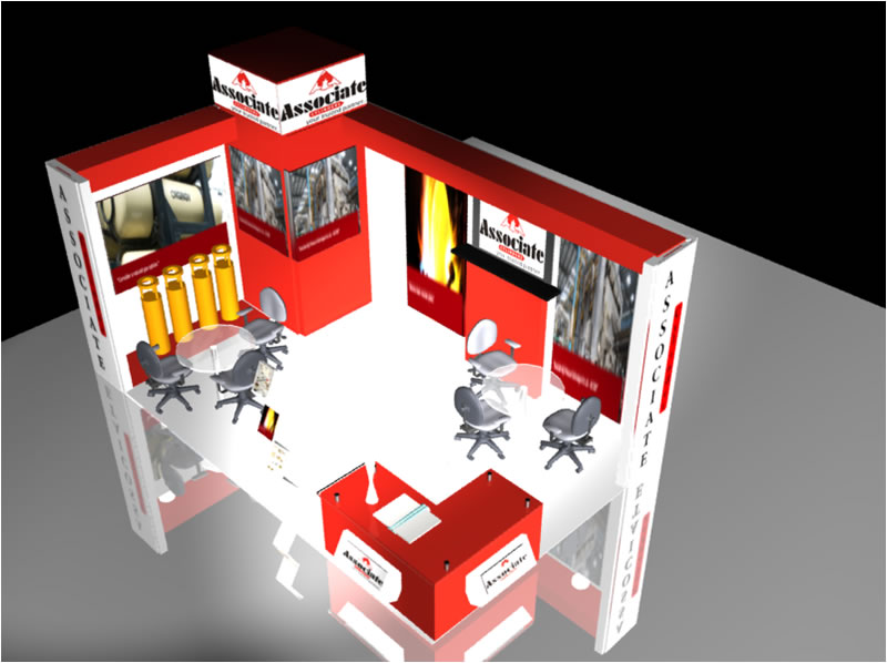 Exhibition Stall India