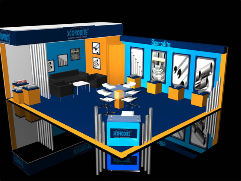 Exhibition Stall Fabrication In Mumbai Exhibition Stall